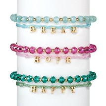 "Avon Katarina Sentiment Bracelet ""Happy"" - $7.99"
