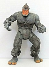 2001 Marvel Spider-Man Classics ToyBiz Rhino Action Figure Loose - $17.00