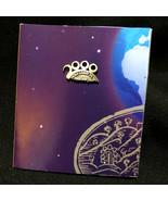 2000 Israel Holyland Commemorative Lapel Tie Pin Pewter Silver Hebrew Pe... - $18.56
