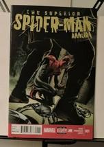 Superior Spider-Man annual #1  Jan 2014 - $5.89