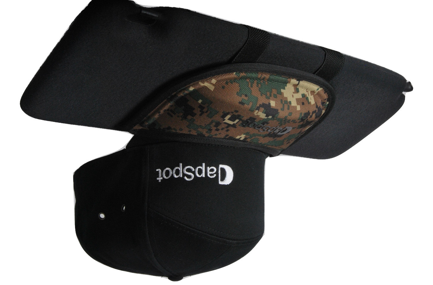 Primary image for Car Hat Holder- Digi Camo- Curved Bill Style