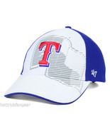 Texas Rangers 47 Brand Chromite MLB Baseball Team Logo Cap Hat - $18.99