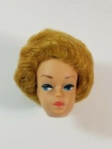Vintage 1958 Mattel Midge Fashion Queen Barbie Head/Blue Band & Wig  Blu... - $58.79