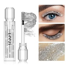 Glitter 4D Lash Mascara, Waterproof and Long Lasting, Thickening and Lengthening image 1