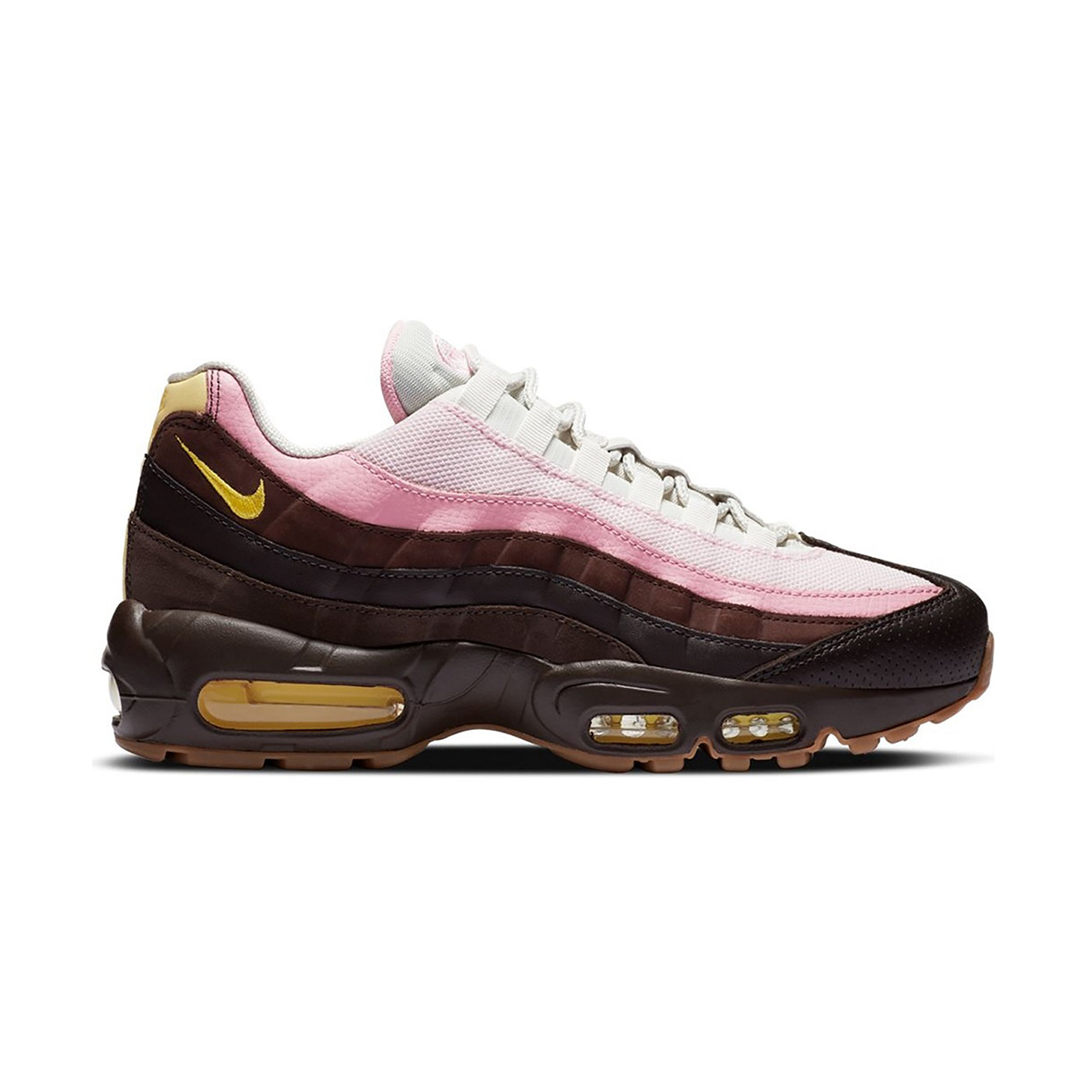 Primary image for Nike Women's Air Max 95 (Cuban Links/ Velvet Brown/ Pink/ Tan) US Sizes 5-10