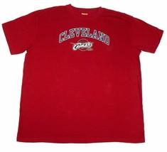 NBA Cleveland Cavaliers Shirt Men's Team Color Basketball Tee Big Tall T-Shirt