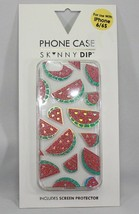 Skinny Dip Phone Watermelon Clear Case Cover for iPhone 6/6S w/ Screen P... - $5.70