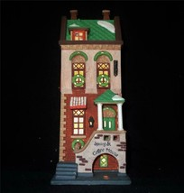 DEPT 56 SPRING STREET COFFEE HOUSE -MIB - $23.52