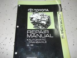 2001 Toyota Echo Automatik Transaxle Service Shop Reparatur Manuell U340... - $98.93