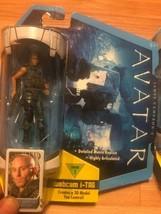 Mattel Avatar James Cameron PVT Sean Fike & CPL Lyle Wainfleet Rda Action Figure - $24.75