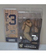 McFarlane BABE RUTH New York Yankees Series 2 Cooperstown Collection Sep... - $37.86