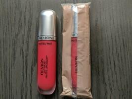 2 New Revlon Ultra HD Matte Lipcolor #625 HD Love - $11.30