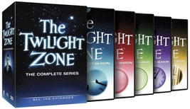 The twilight zone the complete series  dvd  2013  25 disc set  all 165 episodes  thumb200