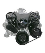 A-Team Performance Serpentine Front Drive System Small Block Compatible ... - $999.99