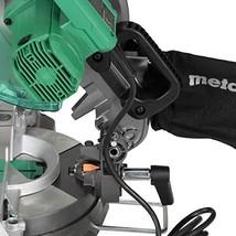 Metabo HPT Compound Miter Saw, 10-Inch, Single Bevel, 15-Amp Motor, 0-52... - $105.99