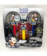 PEZ and Disney History Mickey Mouse 80 Years Vintage Poster Collector Se... - $9.89