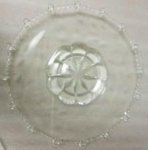 Elegant Depression Glass TRAY GAZEBO ENGRAVED PADEN CITY Pattern #555 FL... - $74.24