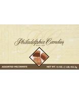 Philadelphia Candies Assorted Meltaway Truffles, Milk Chocolate 1 pound ... - $23.71