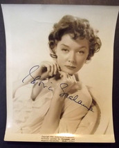 GLORIA GRAHAME (ORIGINAL AUTOGRAPH PHOTO) CLASSIC SEXY EARLY HOLLYWOOD A... - $445.50