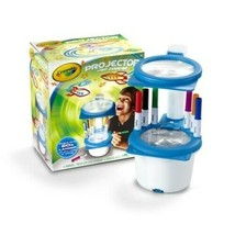 Crayola Sketcher Projector Kids Toy Flashlight Night Light Project Drawings Wall - $21.99