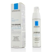 2 La Roche Posay Toleriane Ultra Light  Intense Soothing Fluid Face US S... - $67.31