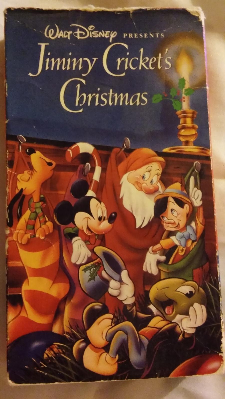 Walt Disney Presents Jiminy Cricket\'s and 19 similar items