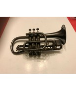 Antique C.G. Conn Cornet - Beautiful Engraving Patent Date 1868 - $1,000.00