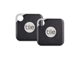 Tile Pro with Replaceable Battery - 2 pack - NEW Black 2-Pack - $54.25