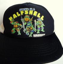 Teenage Mutant Ninja Turtles Heroes in a Halfshell Mesh Snapback Cap 1988 - €22,96 EUR