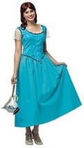Rasta Imposta Once Upon a Time Belle Cosplay Adulto Mujer Disfraz Halloween 3850 - $57.73