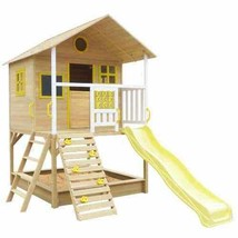 Lifespan Kids Warrigal Cubby House Yellow Slide - $1,455.55