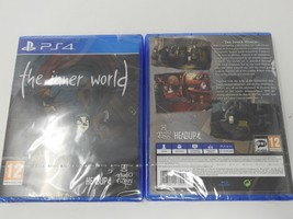 The Inner World (Sony PS4, 2017, Region 2) - Usually ships within 12 hrs!!! - $15.83