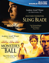 Sling Blade/Monsters Ball Blu Ray/DVD Double Feature (Ws/Eng/Eng Sub/5.1Dts