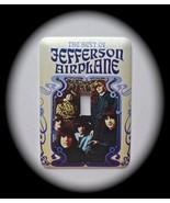 Jefferson Airplane Metal Switch Plate Rock&Roll - $9.50