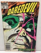 Daredevil Vol. 1 No. 228, March 1986 Comic Book Marvel Purgatory Good Co... - $11.23
