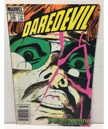 Daredevil Vol. 1 No. 228, March 1986 Comic Book Marvel Purgatory Good Co... - $11.23