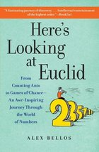 Here's Looking at Euclid: From Counting Ants to Games of Chance - An Awe... - $9.07