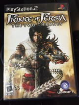 Prince of Persia: The Two Thrones (Sony PlayStation 2, 2005) - $1.45
