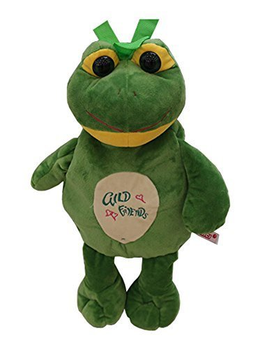 Fashion Infant Animal Knapsack Toddle Backpack Kindergarten School Bag Frog