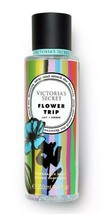 Victoria's Secret Flower Trip Lily & Amber Body Spray Fragrance Mist 8.4... - $17.39