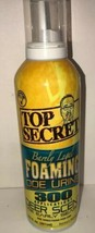 Top Secret Deer Scents Barely Legal Foam Can -RARE-SHIPS N 24 HOURS - $14.73
