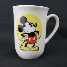 Vintage Mickey Mouse Ceramic Coffee Mug (Japan) Walt Disney Productions - $4.95