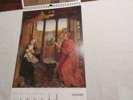 Rx , Pharmacy , Calendar , Hoechst-Roussel Pharmaceuticals Inc.,1989 , Vintage image 7