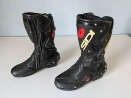 Sidi Vertigo Motorcycle Boots - Euro 37 / Men's 4.5 / Women's 5.5 - $71.42