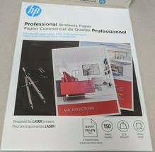 """HP Professional Brochure and Flyer Brochure Paper, 8.5"""" x 11"""" - 150 sheets - $24.74"""