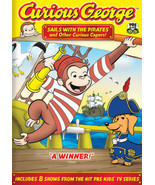 Curious George: Sails With the Pirates (DVD) - $2.75