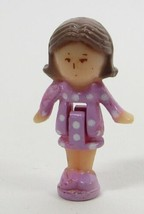 1990 Vintage Lot Polly Pocket Doll Figure Teeter-Totter Pals - Pixie Bluebird - $7.00