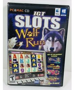 NEW Masque IGT SLOTS Lucky Larry's Lobster Mania & Wolf Run  PC & Mac - $12.34