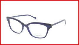 Face A Face Eyeglasses Frame SHISO 1 Col. 2280 Acetate Ink Blue Royal Blue - $316.62