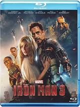 Iron Man 3 [Blu-ray + DVD]